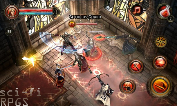 Karakteristik Game Online Rpg Adventure